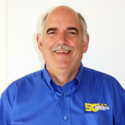 Forresters Car Club Committee Member Neil Fuller