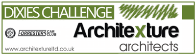 Forresters Car Club Dixies Challenge 2018 Forest of Dean Motor Club Architexture Architects