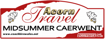 Forresters Car Club MidSummer Caerwent Acorn Travel