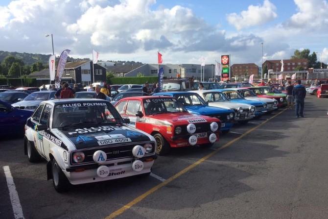 Forresters Car Club