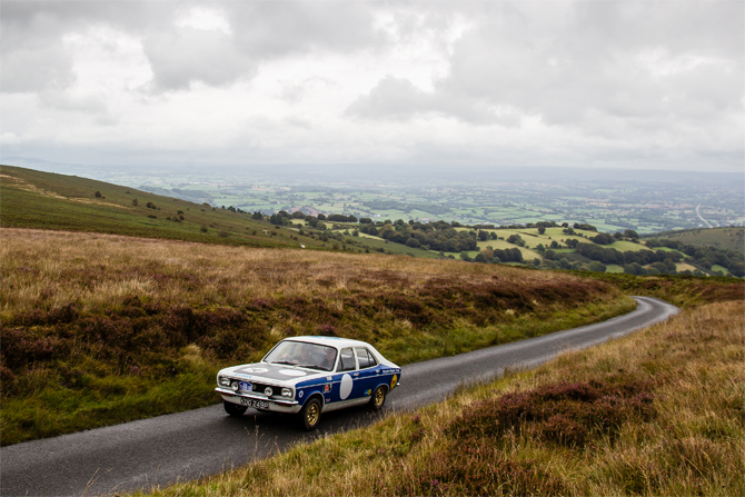 Forresters Car Club Two Rivers Tour 2017 Rally Sport Media