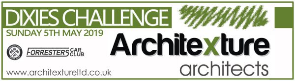 Forresters Car Club Architexture Architects Ltd Dixies Challenge 2019