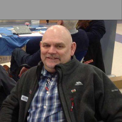 Forresters Car Club Committee Member Wayne Cartwright