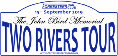 Forresters Car Club John Bird Memorial Two Rivers Tour 2019 Nutts Performance Classics PNG